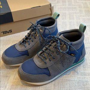 Teva Highside '84 Mid Dk Grey Sneakers